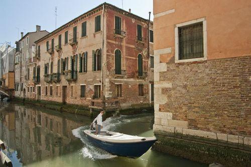 Venise, Cannaregio, rio di San Felice