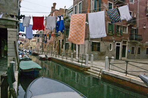 Venise, Castello, rio detto Riello