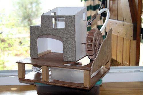 mon moulin huile avec roue aube 2010 cr che. Black Bedroom Furniture Sets. Home Design Ideas