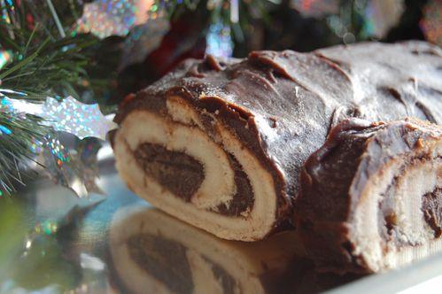 Buche de Noël sans gluten sans oeufs (1024x681)