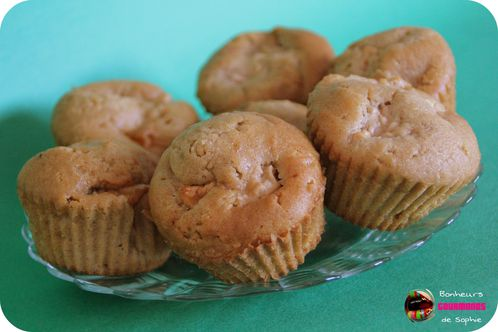 muffins pommes speculoos 1