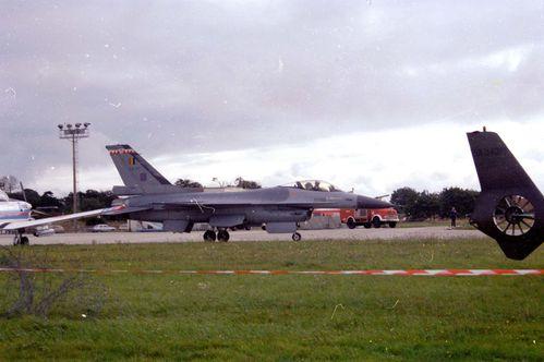 General dynamic F16 6