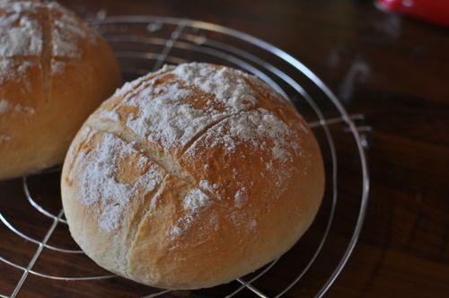Pain pour pan bagnat