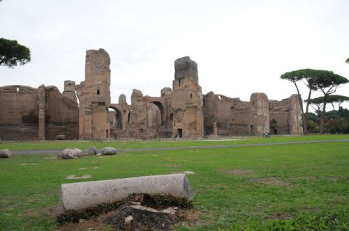 Thermes Rome2