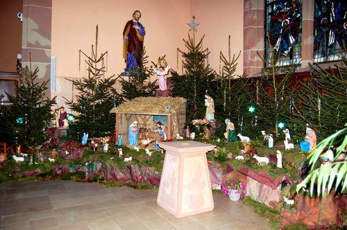 Crèche Noël 2014 Lemberg (2)