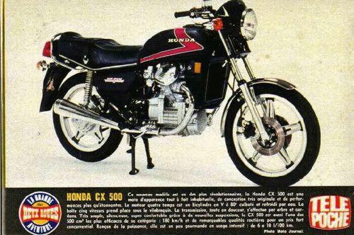 ma honda gl 500 sylver wing le blog de motos anciennes limousine. Black Bedroom Furniture Sets. Home Design Ideas