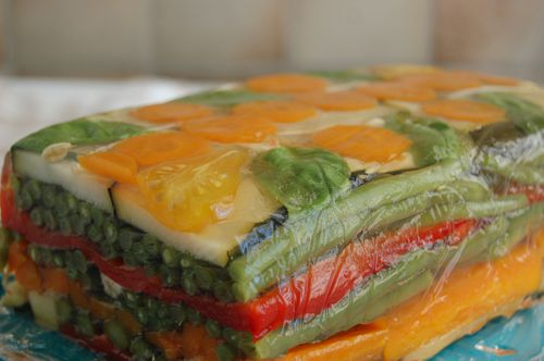 Terrine de lgumes !