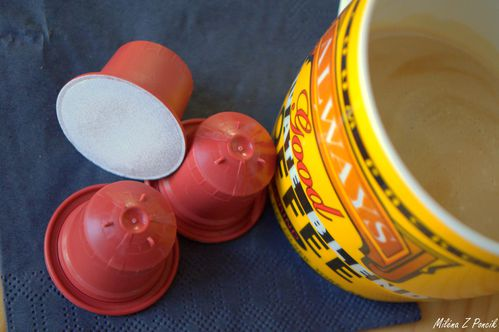 Nespresso recyclable what else pink et green - Recyclage capsules nespresso points de collecte ...