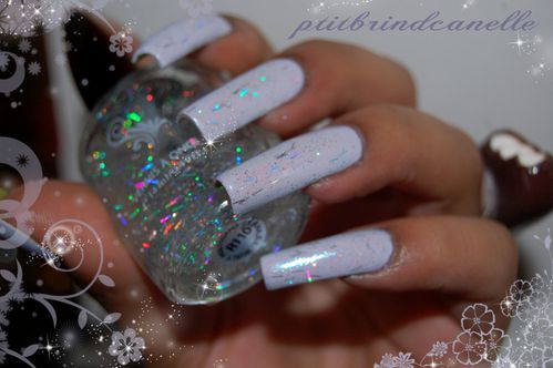 swatch bell + paillettes