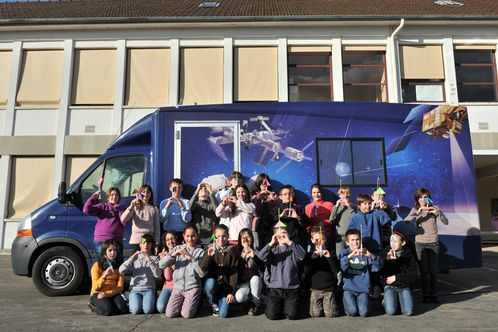 Animation Spatiobus Picardie fevrier 2012