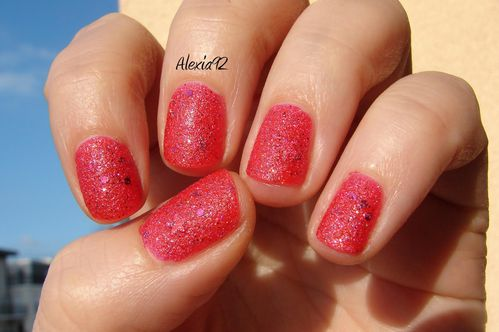 OPI - The Impossible - Mariah Carey Liquid Sand