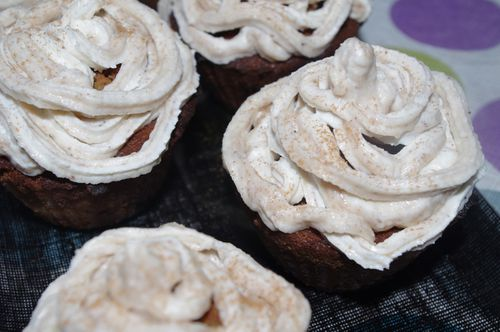 cupcakes-marrons-cannelle