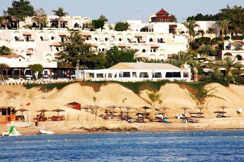 Bord de mer à Sharm El-Sheikh