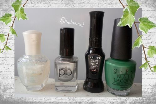OPI dont mess whith OPI deco4