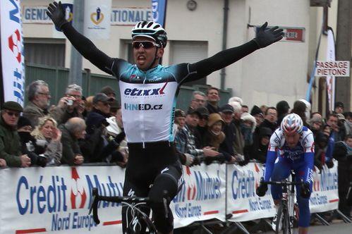 1s la victoire de Louis VERHELST +á Hesdin