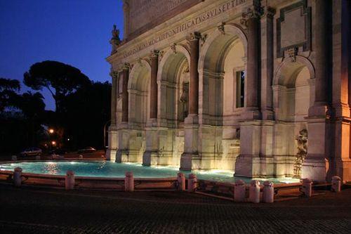 311c Rome, Fontana Paola