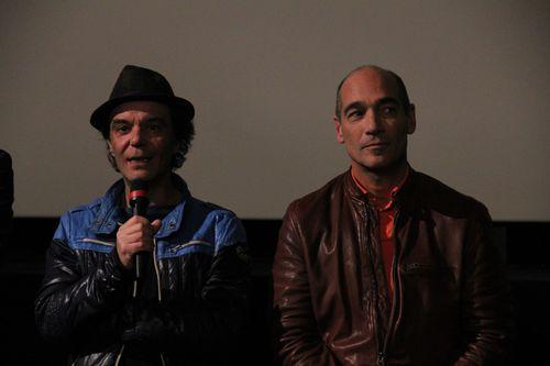 Pascal Arnold et Jean-Marc Barr