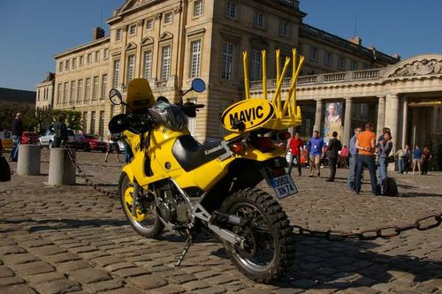 Paris-Roubaix 2011 Moto organisation