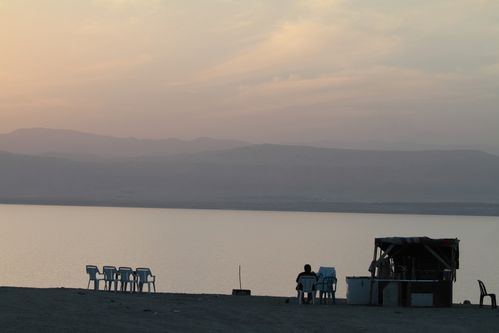 2012 JDN - Sunset & Dead Sea