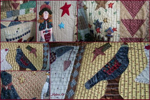 montage quilt loulou