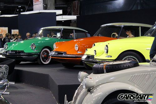Collection Citroën DS