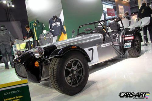 Lotus Caterham Seven