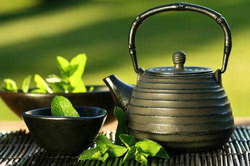 matériel thé