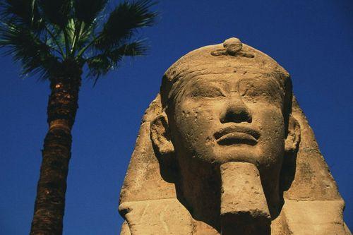 sphinx de louxor
