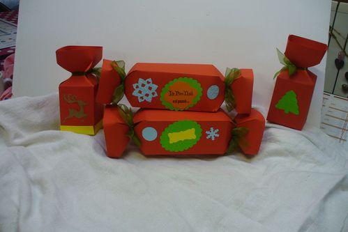boîtes à chocolat de Lilou