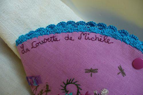 trousse de couture pour Michèle