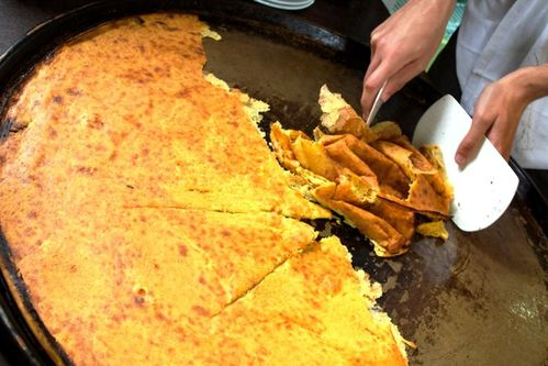 recipes socca simple socca chickpea crepes socca socca with
