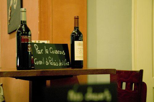 Conseil du Palais des Vins