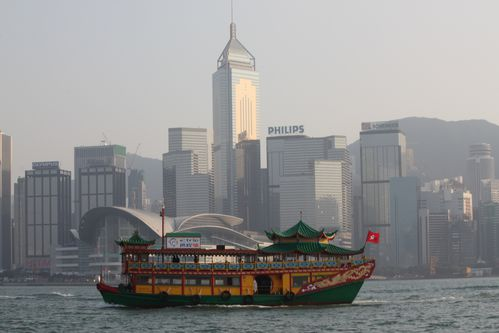 Chine-Hong-kong 8281