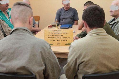 POLOGNE 55 prison de Rawicz