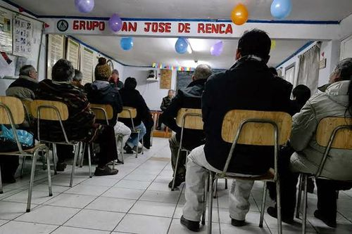 CHILI 19 santiago grupo san jose de renca