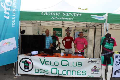 Forum des Sports des olonnes