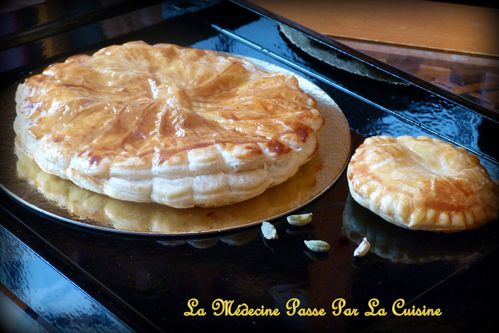 galette rois mangue cardamome