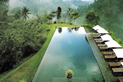 piscine indonesie