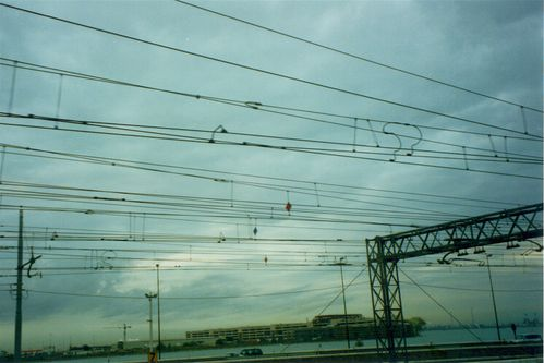 portée ferroviaire