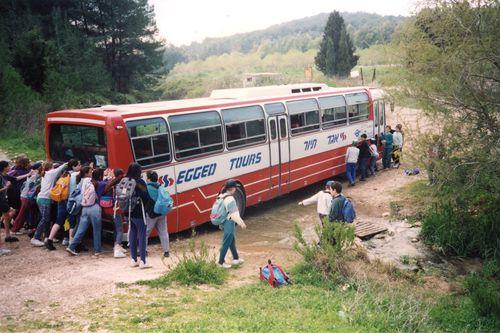 bus israélien