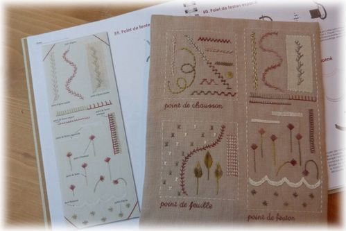 cahier broderie II a 1