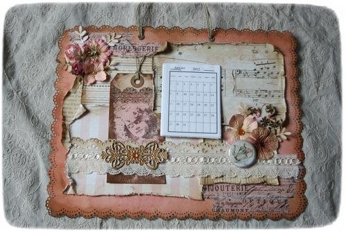 calendriers 3860