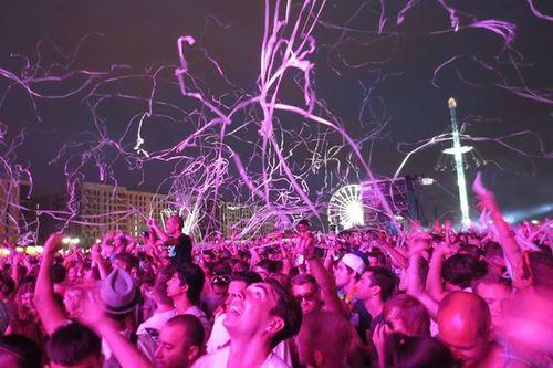 Tiësto EDC london 20 july 2013