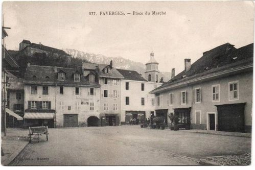 Place Carnot 1910