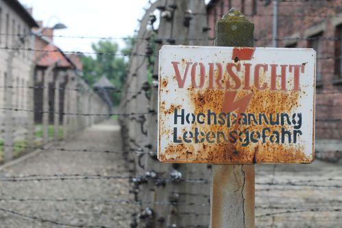 Vorsicht Auschwitz