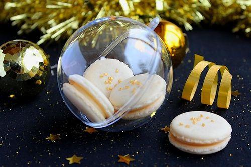 Macarons de Fête au Champagne 8