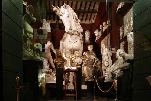 476b2 Rome, restaurant musée Canova