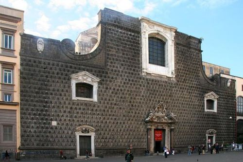 510d Naples, Gesù Nuovo