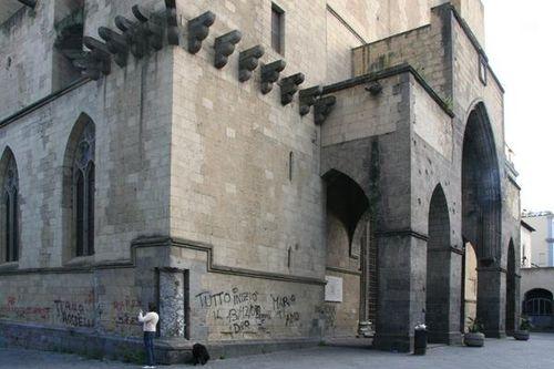 511b1 Naples, Santa Chiara