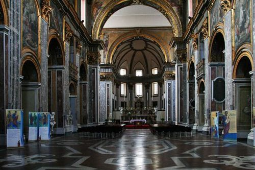 526d Naples, San Paolo Maggiore